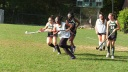 Brimmer field hockey team scrimmages by Noa Schabes '17